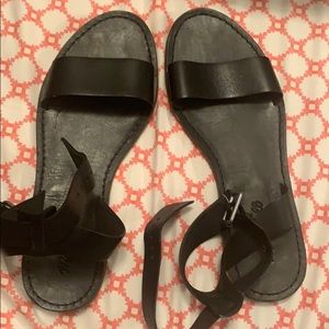 Black Madewell Sandals